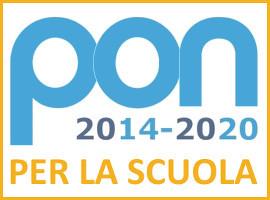PON FSE-FESR 2014-2020