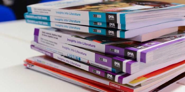 Libri di testo a.s. 2021-2022